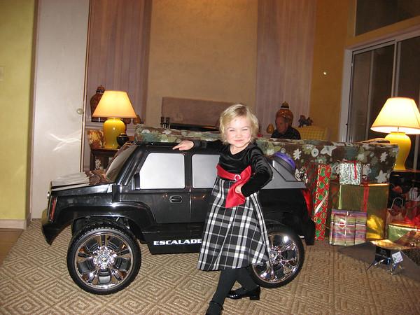 Kendall Christmas Eve